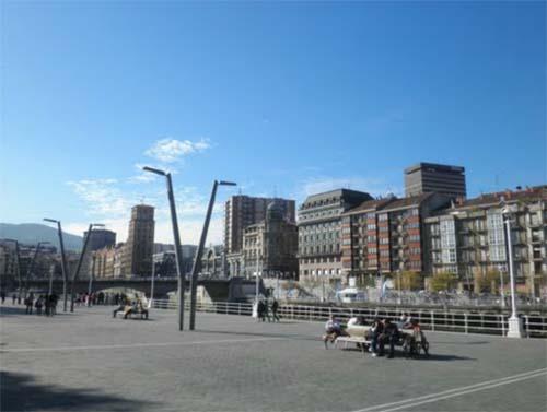 2013 - Arenal Ibilbidea in Bilbao, Spain