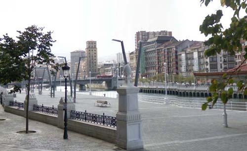 2013 - Arenal Ibilbidea in Bilbao, Spain (Google Streetview)