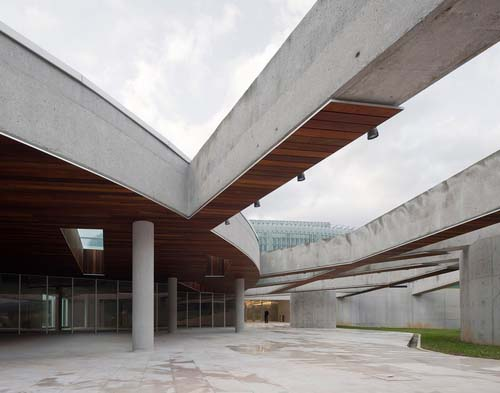2013 - Innoprot Office at Parque Tecnologico de Bizkaia at Arteaga Auzoa in Elexalde Deno near Bilbao Spain