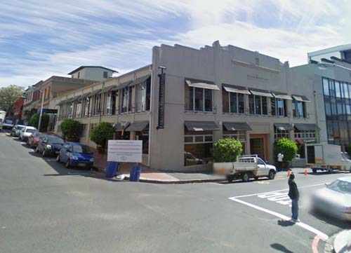 2013 - Hudson Street in Cape Town, South Africa (Google Streetview)