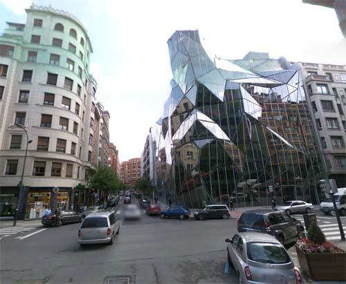 2013 - Osakidetza on Calle Licenciado Poza in Bilbao, Spain (Google Streetview)