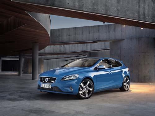 2013 - Volvo V40 R-Design