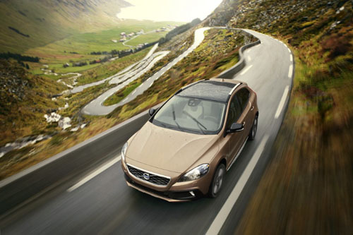2012 - Volvo V40 Cross Country