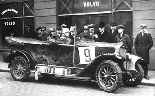 1928 - Volvo ÖV4