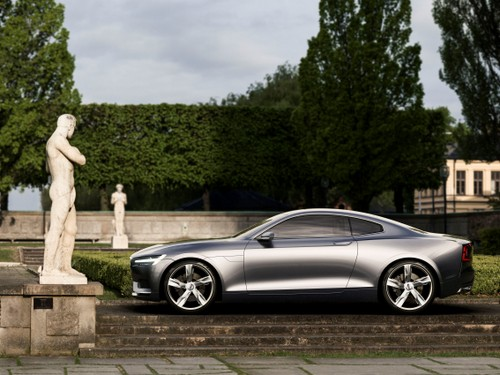 2013 - Volvo Concept Coupé