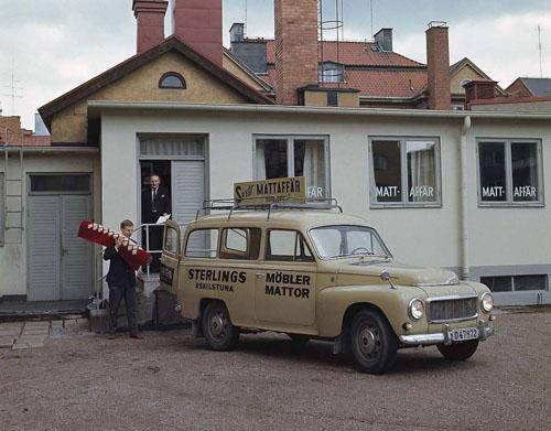 1965 - Volvo Duett P210