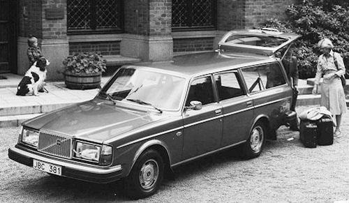 1976 - Volvo 265