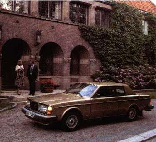 1979 - Volvo 262C