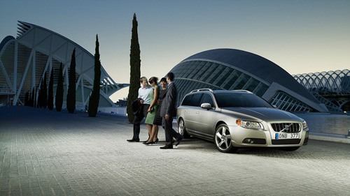 2010 - Volvo V70 (Photography by Stuart Hamilton)
