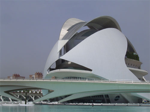 2013 - City of Arts and Sciences in Valencia