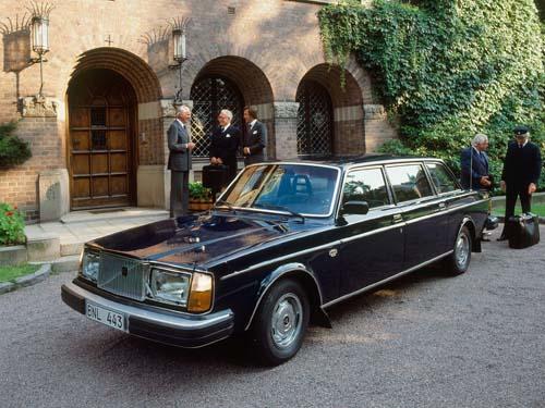 1979 - Volvo 264 TE