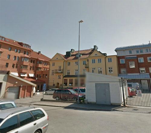 2013 - Ridhusgatan in Eskilstuna