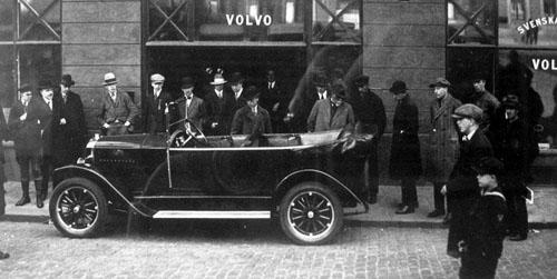 1927 - Volvo Öv4