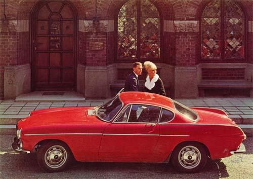 1967 - Volvo P1800S