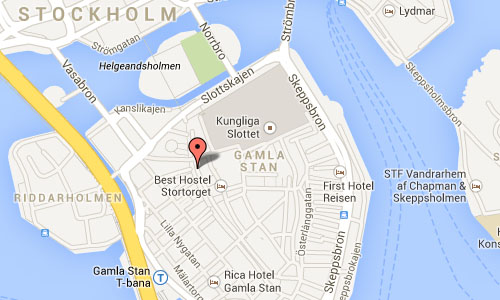 prästgatan 2 stockholm map