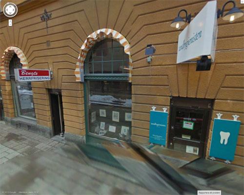 2013 - Åsgatan 12 in Falun (Google Streetview)
