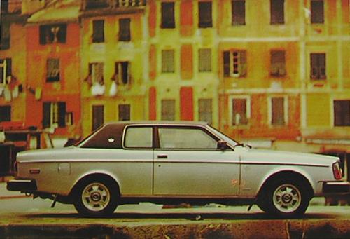 1977 – Volvo 262C Bertone