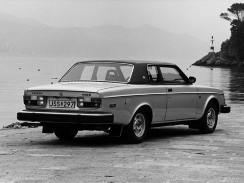 1977 - Volvo 262C Bertone
