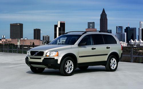 2002 - Volvo XC90 D5