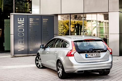 2013 - Volvo V60 Plug-in Hybrid