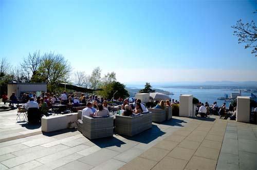 Ekeberg Restaurant Terrace