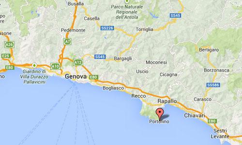 Portofino Maps