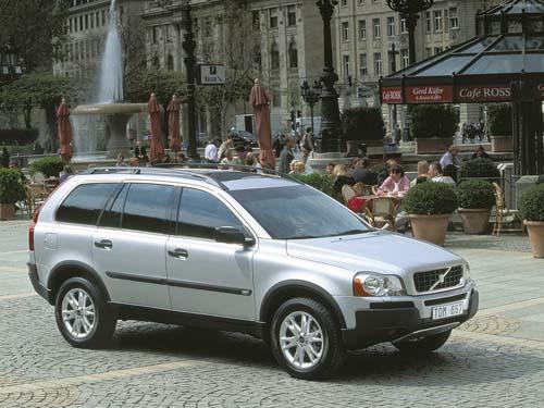 2002 - Volvo XC90