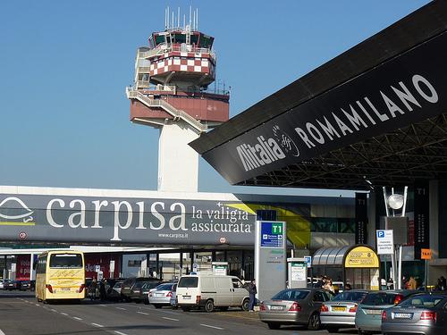 2013 - Fiumicino Airport Terminal 1 near Rome, Italy (Google Streetview)
