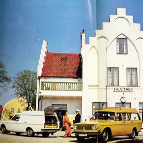 1970 - Volvo 145 Express
