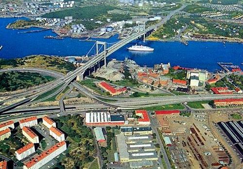 2013 - Älvsborgsbridge