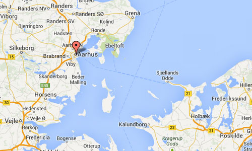 Århus DK Maps1