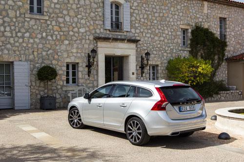 2014 - Volvo V60