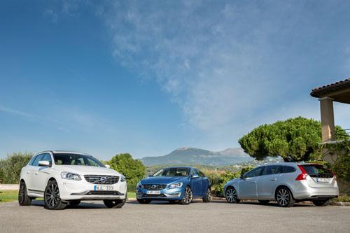 2014 - Volvo XC60, S60 & V60