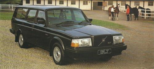 1983 - Volvo 240 GLT