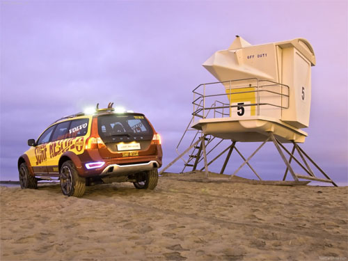 2007 - Volvo XC70 Surf Rescue  Concept