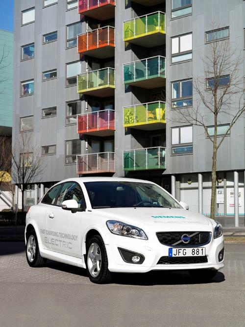 2013 - Volvo C30 Electronic