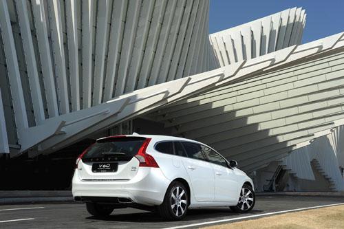 2014 - Volvo V60 Plug In Hybrid