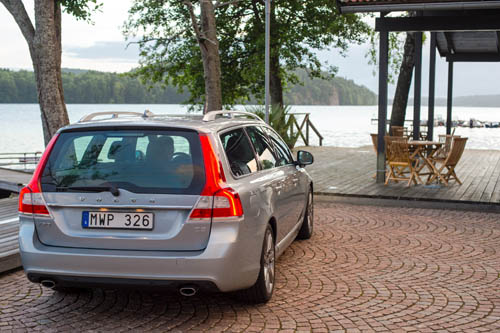 2014 - Volvo V70