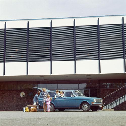 1969 - Volvo 145