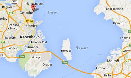 Danmarks akvarium map