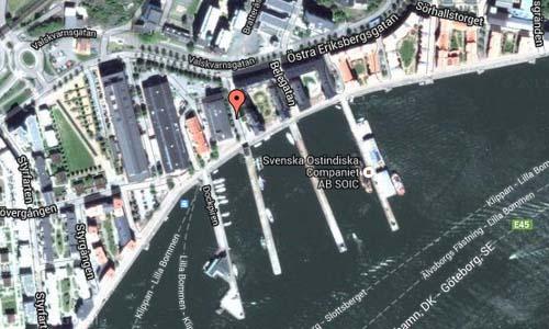 Göteborg Kvarnpirsgatan map2