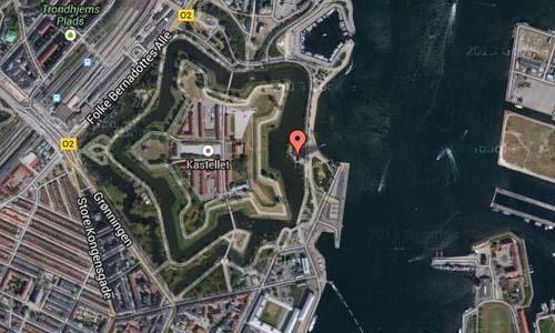 Langeliniepavillonen Maps2