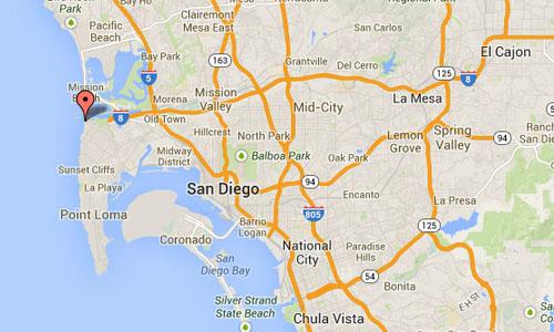 Ocean Beach San Diego Maps1