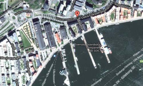 Ostra-Eriksbergsgatan map2