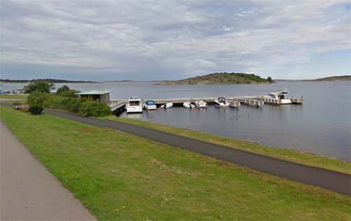 2013- Säröhusvägen in Särö, south of Göteborg (Google Streetview)