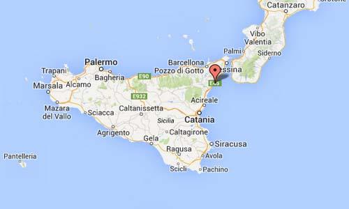 Sicily maps