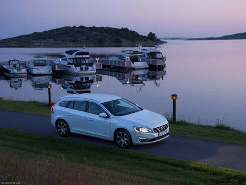 2014 - Volvo V60 Plug-in Hybrid