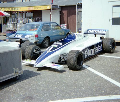 1982 - Brabham BMW BT50 - 1 : Nelson Piquet