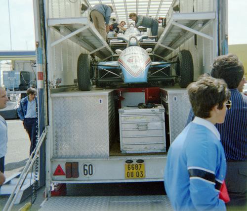 1982 - Ligier Matra JS19