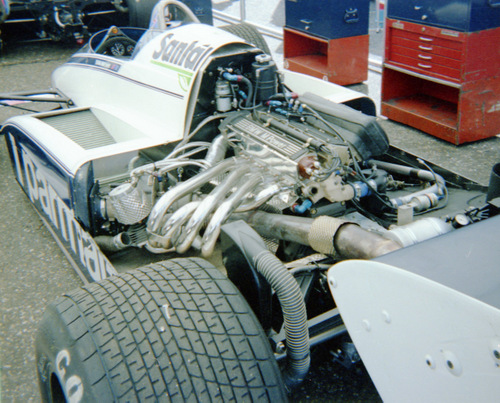 1982 - Brabham BMW BT50